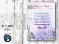 invitatie nunta vintage_ cod 0044_athena